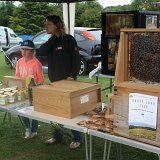 Bee Keepers Stall on QEII field