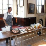 Cookery Demonstraitions in St Edward's Hall