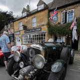 Cherished classic cars on display